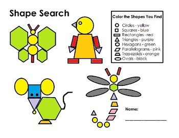 Shape Search and Graph
