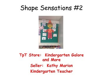 Shape Sensations #2