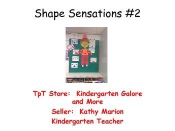 Shape Sensations #2