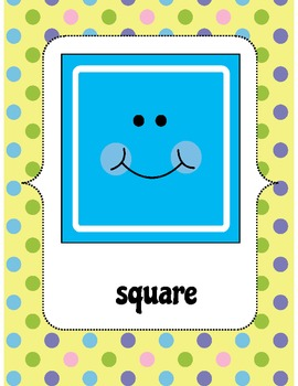 Shape, Sides & Corners OH MY unit Reinforce knowledge of attributes Common Core