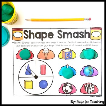 Shape Smash Games