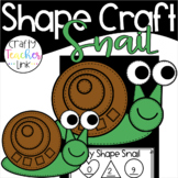 Shape Snail Craft