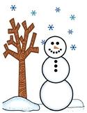Shape Snowmen