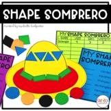 Shape Sombrero | Cinco de Mayo activities | Shape activities