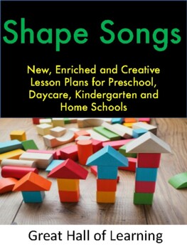 Songs for Teaching about Shapes