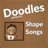 Shape Songs by Have Fun Teaching (Shapes Songs, Geometry Songs)