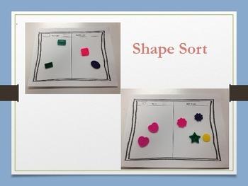 Shape Sort