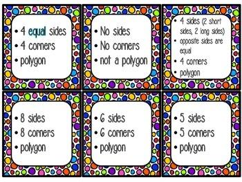 Shape Sort & Polygon Song