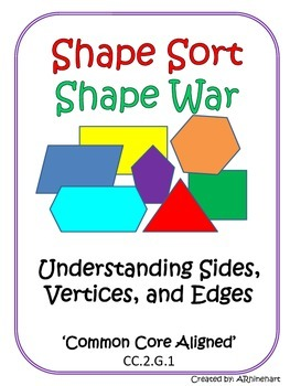Shape Sort/War