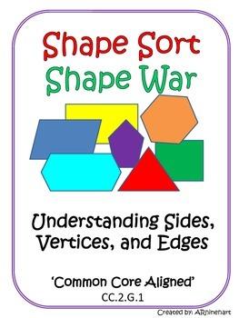 Shape Sort/War