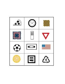 Shape Sorters File Folder Game - Sorting Objects by Shape