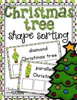 Shape Sorting Christmas Bundle