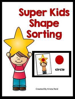 Shapes - Games - Math