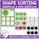 Identical & Non-Identical Shape Sorting Mats