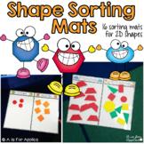 Shape Sorting Mats