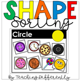 Shape Sorting Mats