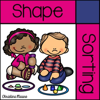 Shape Sorting - Mats & Pictures