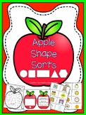 Shape Sorts {Apples}