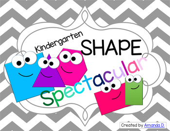 Shape Spectacular!
