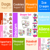 Shape Spectacular! Theme Shape Activities for Fun Shape Learning