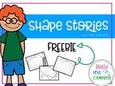 Shape Stories FREEBIE