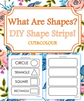 Shape Strips - DIY
