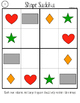 Shape Sudoku ● Colors ● Shapes ● Shape Puzzles ● Shape Board Games