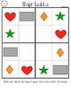 Shape Sudoku ● Colors ● Shapes ● Shape Puzzles ● Shape Boa