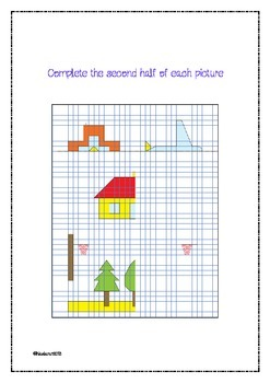 Shape and Symmetry Worksheets