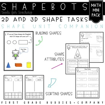 Shape Tasks with Shapebots: Geometric Shape Activities Aligned with Common Core