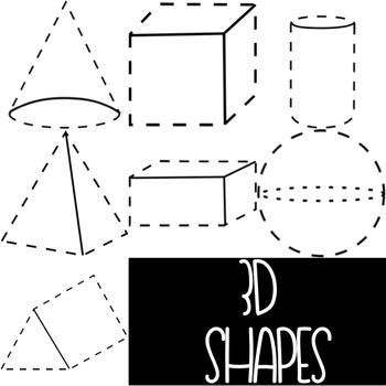 Free Shape Clipart Templates