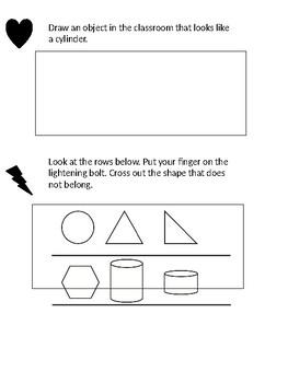 Shape Test