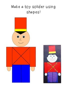 Shape Toy Solider