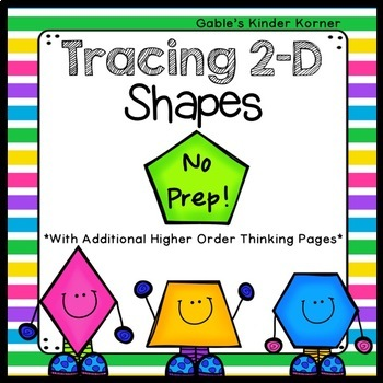Shape Trace Bundle!