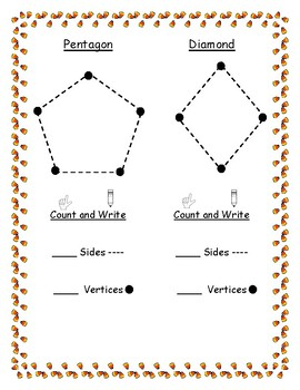 Shape Trace, Count, and Write