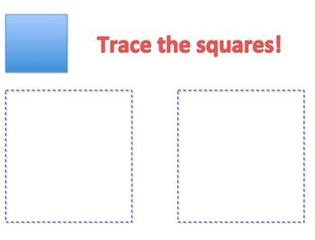 Shape Tracing