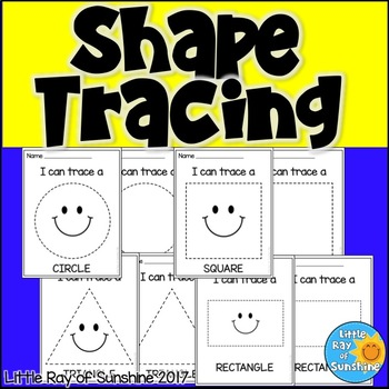 Shape Tracing FREEBIE