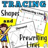 Fine Motor Skills {Tracing Lines}