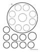 Shape Turtle—A Quick Art Activity Using Circles!