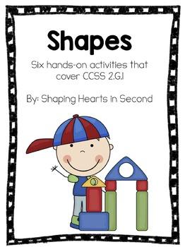 2.G.1 Shapes