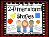 Shape Up! A Two Dimensional Shapes Project