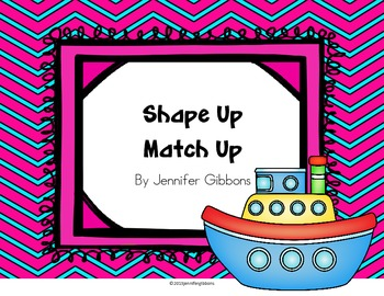 Shape Up, Match Up