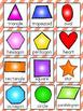 Shape Vocabulary Cards