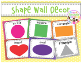Shape Wall Decor