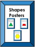 Shape Wall Posters/Decor