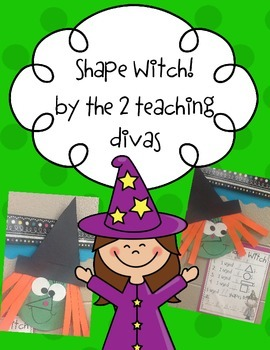 Shape Witch! By The 2 Teaching Divas