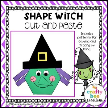 Shape Witch Cut and Paste