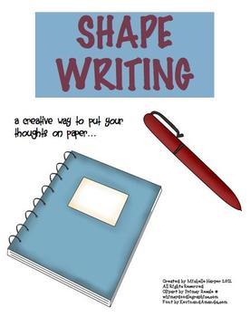 Shape Writing