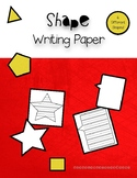 Shape Writing Paper