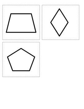 Shape activity/lesson